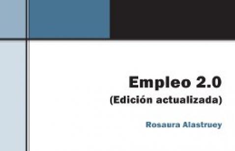 Portada de su libro Empleo 2.0 Edición Actualizada