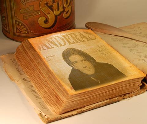 Biografia Antonio Banderas- Gloria Fernandez y Ana Oliva