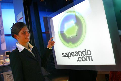 Imagen corporativa de Sapeando.com