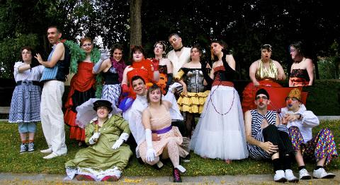 Alquimistes, grupo de teatro