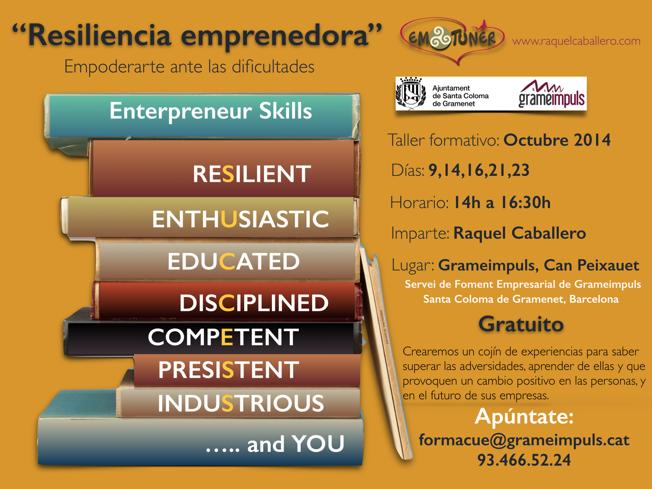 Resiliencia emprendedora-Emotuner-Grameimpuls (CAST)